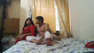 Juicy Newly Married Indian Wife Sex With Her Husband