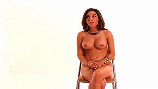 SriLankan Pornstar Babe Sahara Nude Interview
