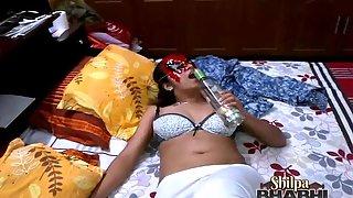 Shilpa Bhabhi Getting Drunk Before Sex