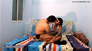 Desi Married Indian Housewife Mona Bhabhi Hardcore