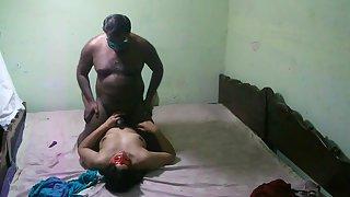 Swathi Hot Indian Bhabhi Taking Cumshot On Big Tits