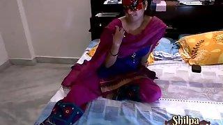 Shilpa Bhabhi Indian Wife Big Boob Porn