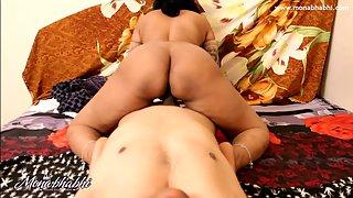 Seductive Indian Aunty Mona Big Ass Fucked