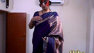 Natural Big Tits Indian Wife Shilpa XXX Porn