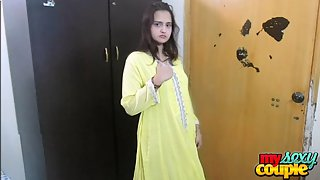 Beautiful Indian Wife Sonia In Shalwar Suit