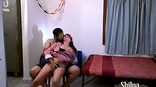 Shilpa Bhabhi Teasing Her Partner ready For Sex