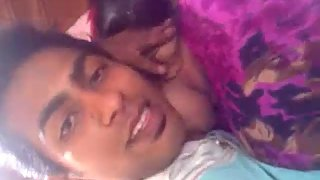 Young Desi Couple From Lucknow Sex MMS