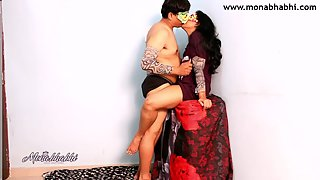 Oral Porn Video Of Mona Bhabhi With Her Lover