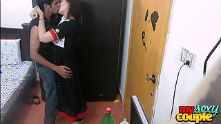 Sensational Hot Indian Wife Sonia Passionate Kissing Porn